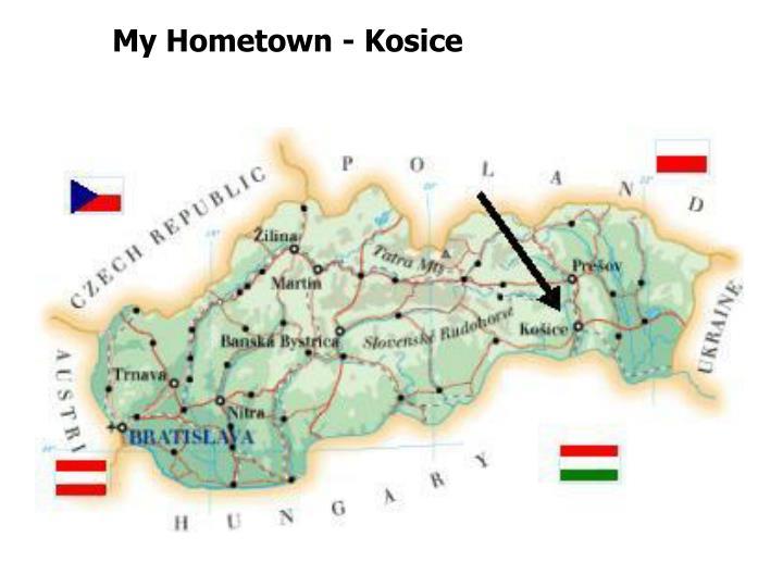 My Hometown - Kosice