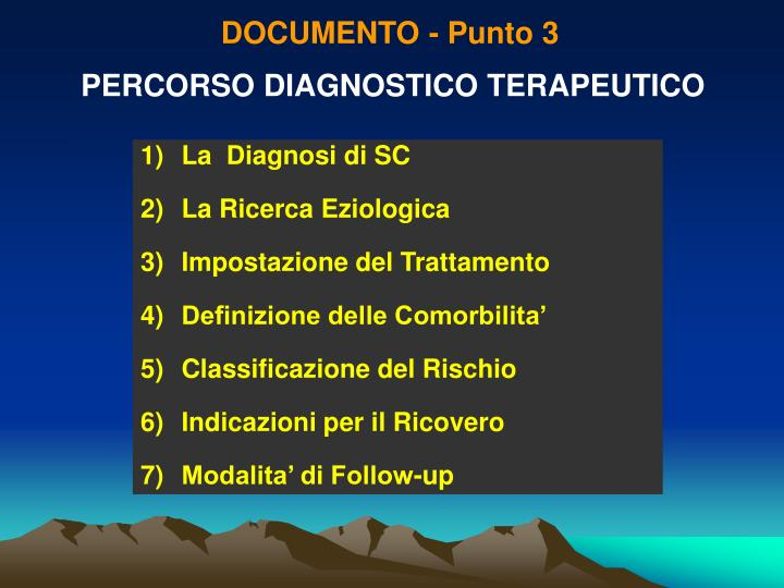 DOCUMENTO - Punto 3