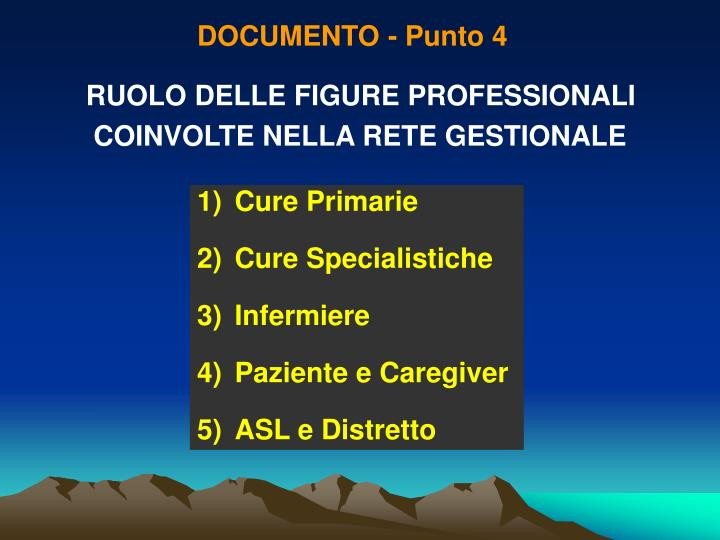 DOCUMENTO - Punto 4