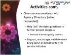 activities cont1