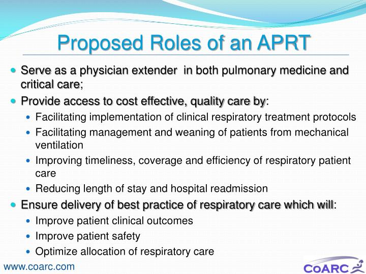 Proposed Roles of an APRT