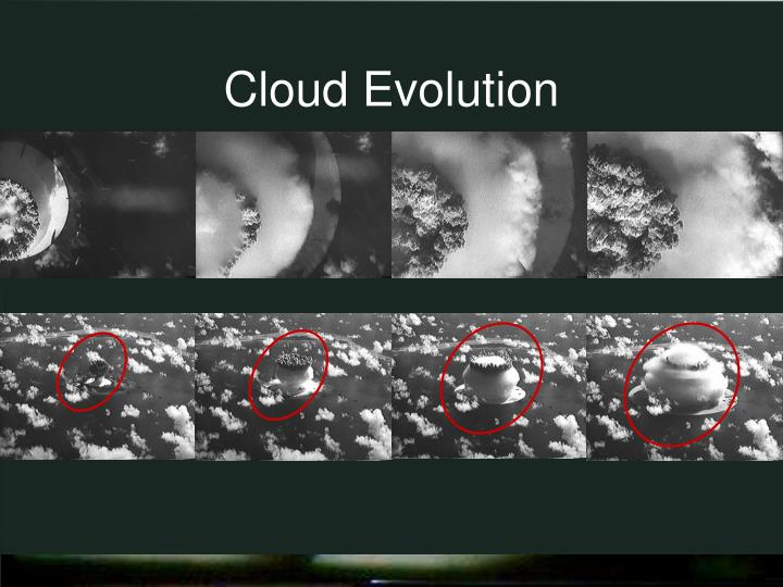 Cloud Evolution