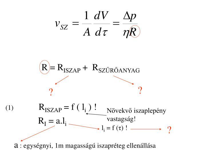 R = R