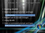 windows remote management service1
