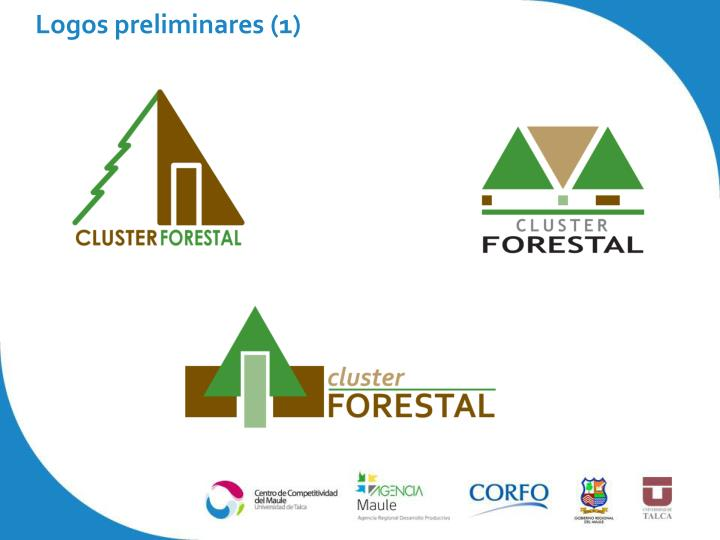 Logos preliminares (1)
