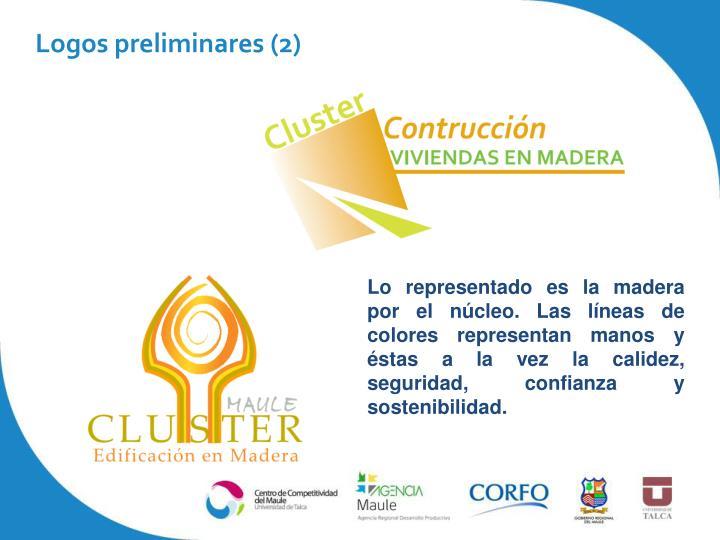 Logos preliminares (2)