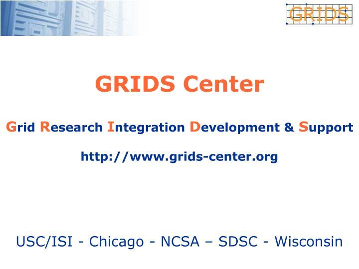 GRIDS Center