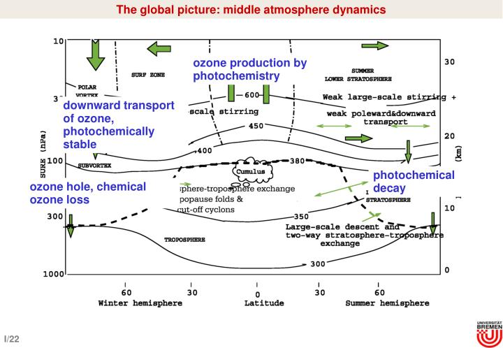 The global picture: middle atmosphere dynamics