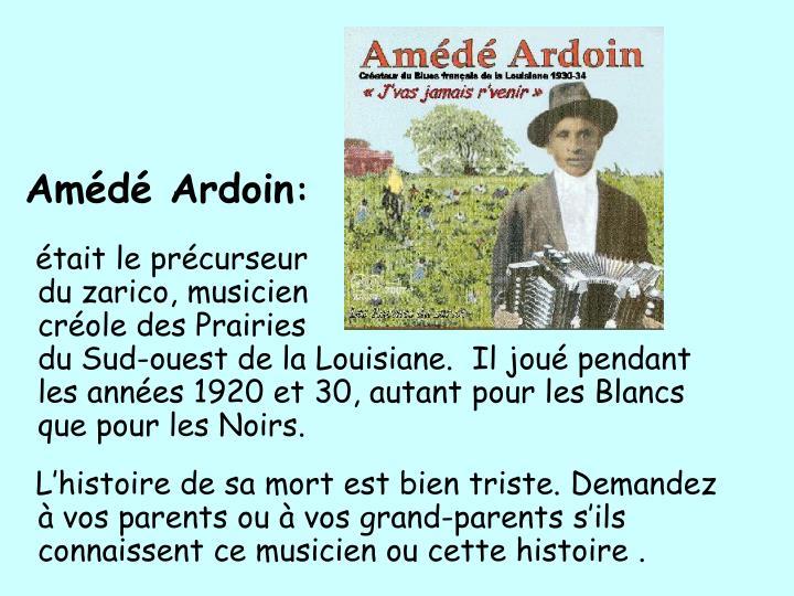 Amd Ardoin