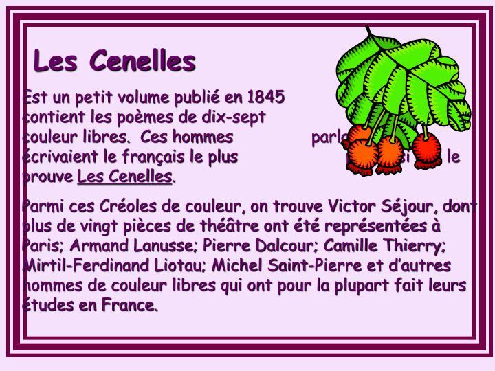 Les Cenelles