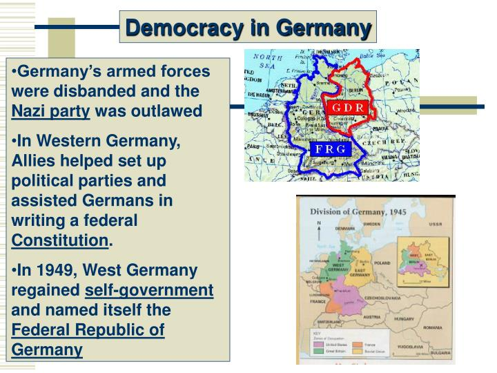 Democracy in Germany
