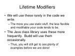 lifetime modifiers4