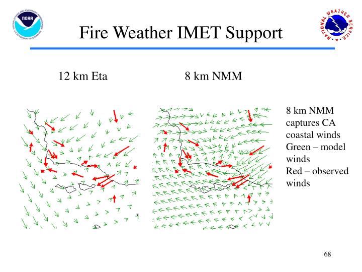 Fire Weather IMET Support