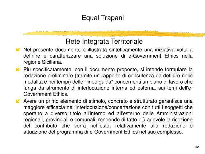 Rete Integrata Territoriale