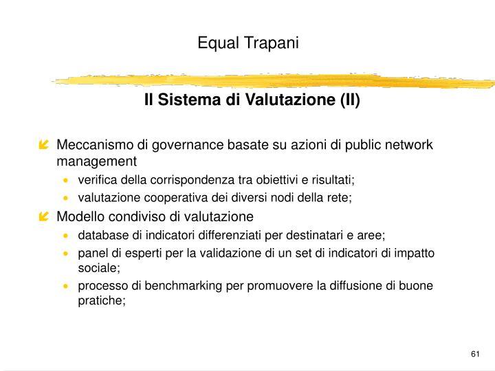 Il Sistema di Valutazione (II)