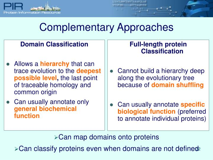 Domain Classification