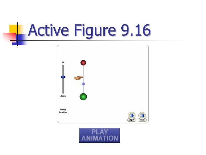 Active Figure 9.16
