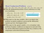 heat conduction problem 4 of 6