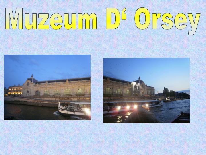 Muzeum D' Orsey