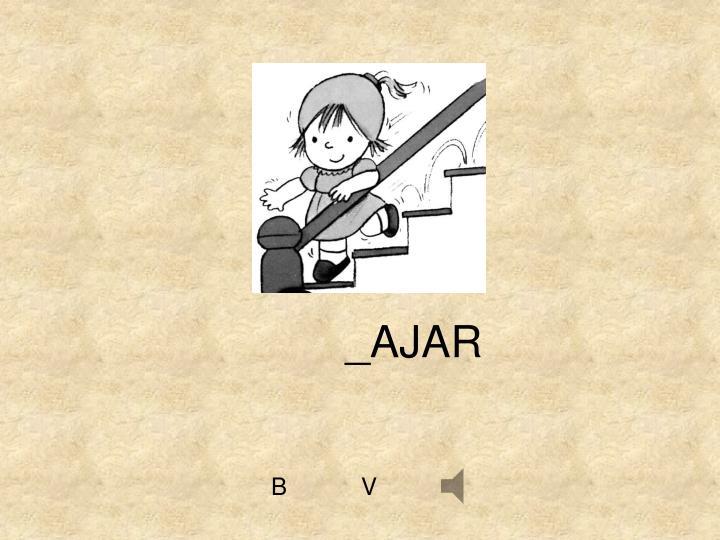 _AJAR