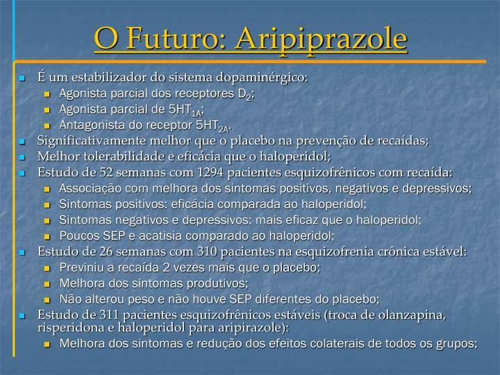 O Futuro: Aripiprazole