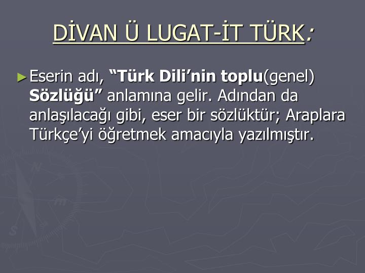 DVAN  LUGAT-T TRK