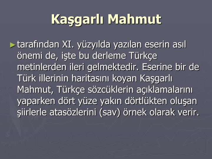 Kagarl Mahmut