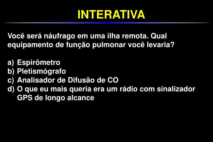 INTERATIVA