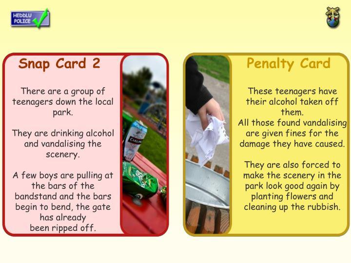 Snap Card 2