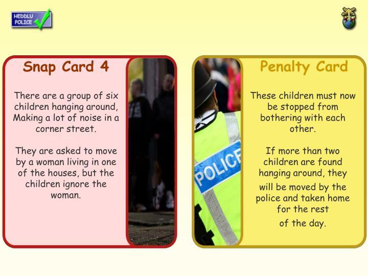 Snap Card 4