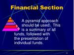 financial section3