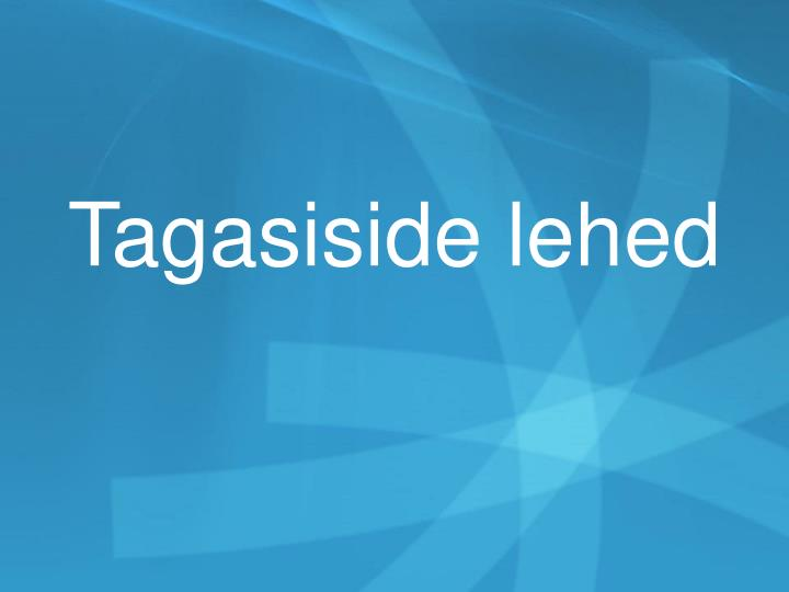 Tagasiside