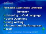 formative assessment strategies6