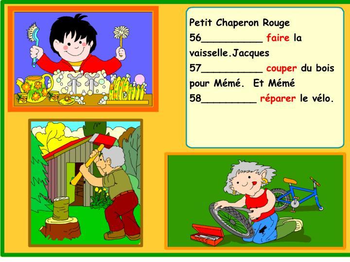 Petit Chaperon Rouge 56__________