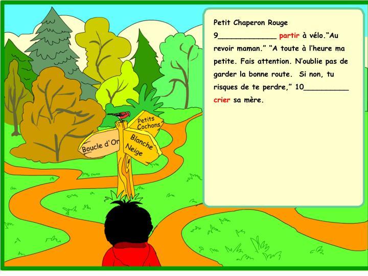 Petit Chaperon Rouge 9_____________