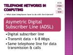 telephone networks in computing2