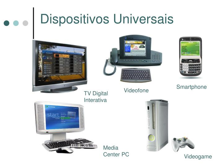 Dispositivos Universais