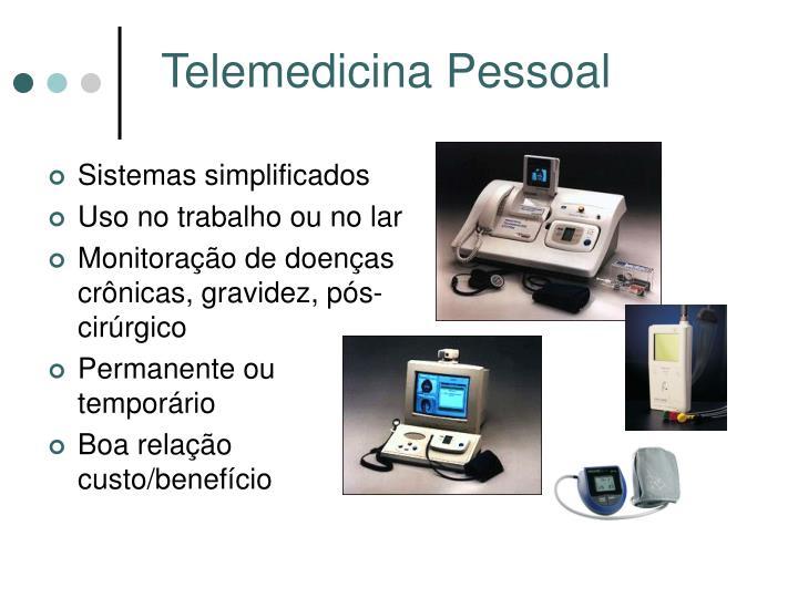 Telemedicina Pessoal