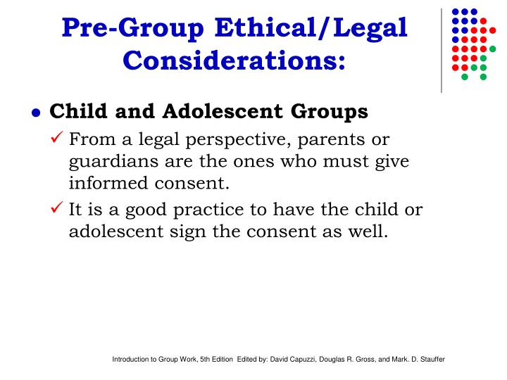 Ethical Group 43