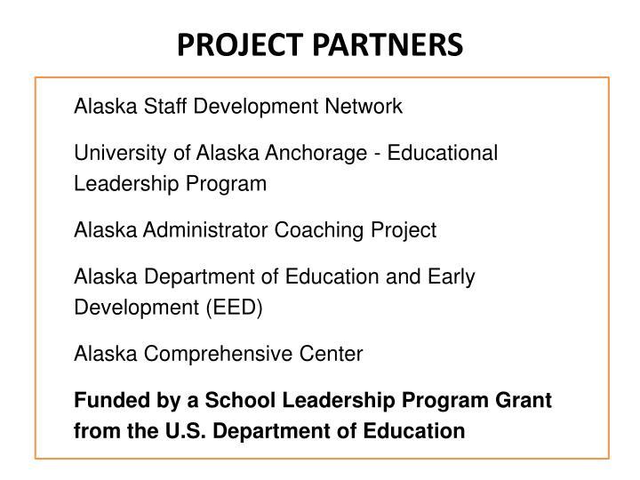Alaska Staff Development Network