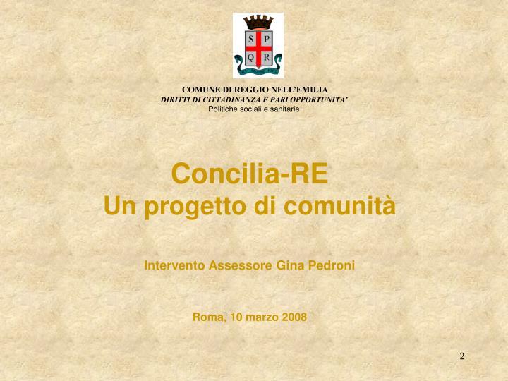 Concilia-RE