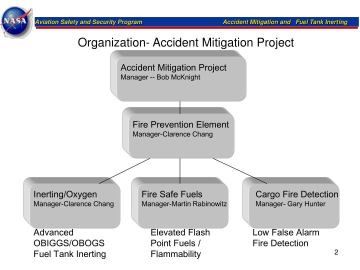 Accident Mitigation Project