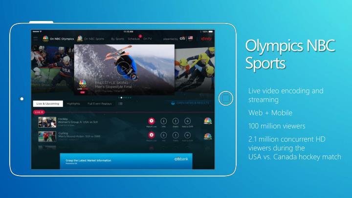 Olympics NBC Sports