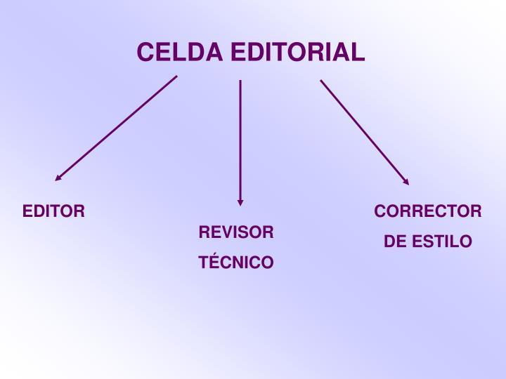 CELDA EDITORIAL