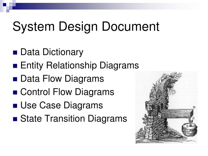 System Design Document