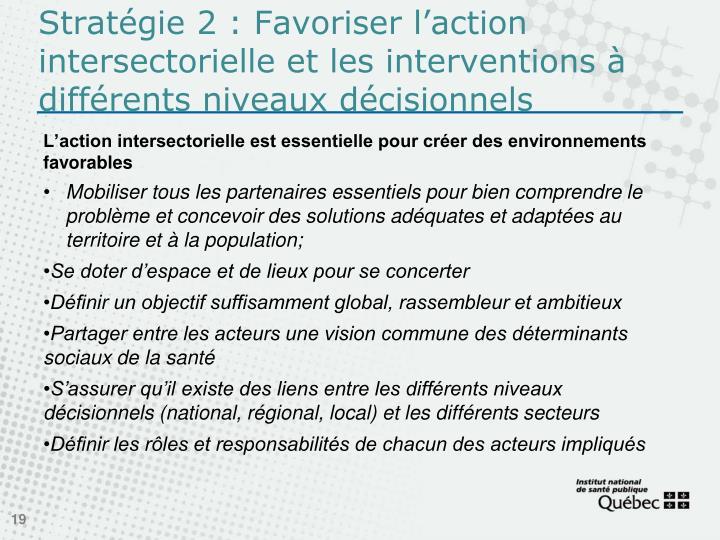 Stratégie2:
