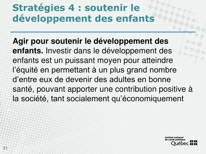Stratégies4: