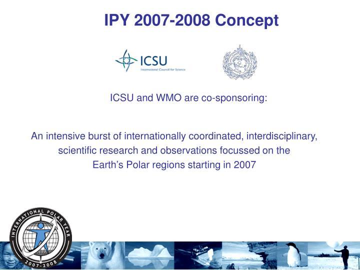 IPY 2007-2008
