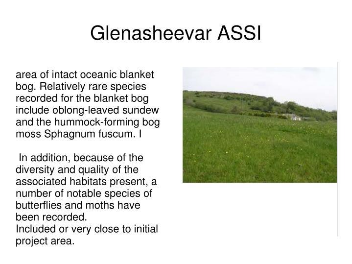 Glenasheevar ASSI