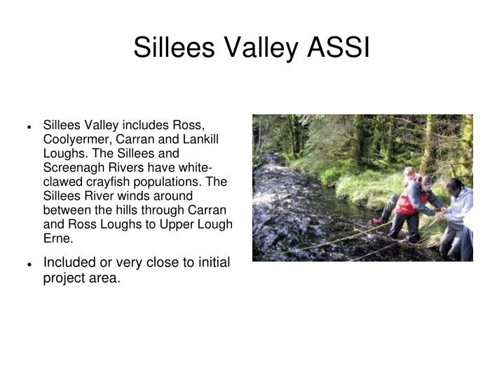 Sillees Valley ASSI